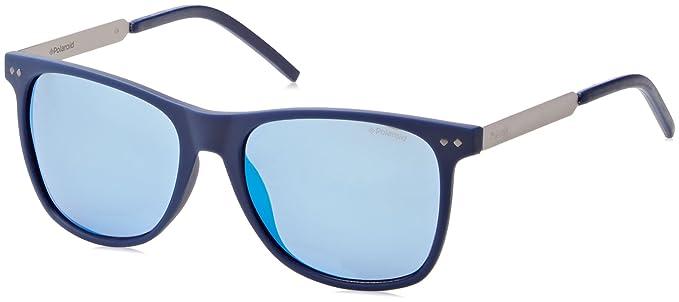 Polaroid PLD 1028/S 5X RCT gafas de sol, Azul (Matt Grey ...