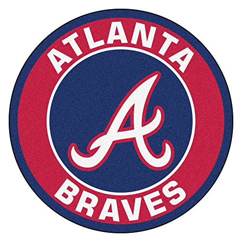 Braves Rug - FANMATS Team Color 27