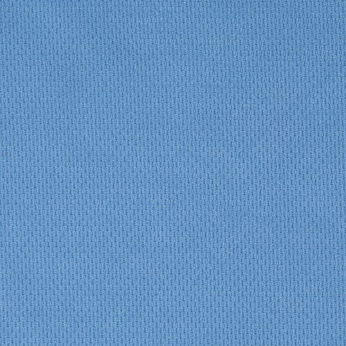 (Textile Creations Athletic Mesh Knit Fabric, Light Blue, Fabric by the yard)