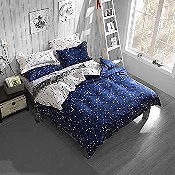 Completely new Amazon.com: Kids Boys Teen Comforter Bed Set Bedding Navy Blue  MU43