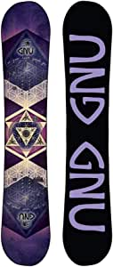 Gnu Ladies Choice ASYM C2X Womens Snowboard 2020-148cm