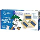 The Original Cakebites by Cookies United, Grab-and-Go Bite-Sized Snack, Blueberry Bonsai Bites, Family 4 pack