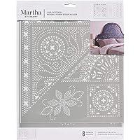 Martha Stewart Crafts Laser-Cut Stencils: Batik