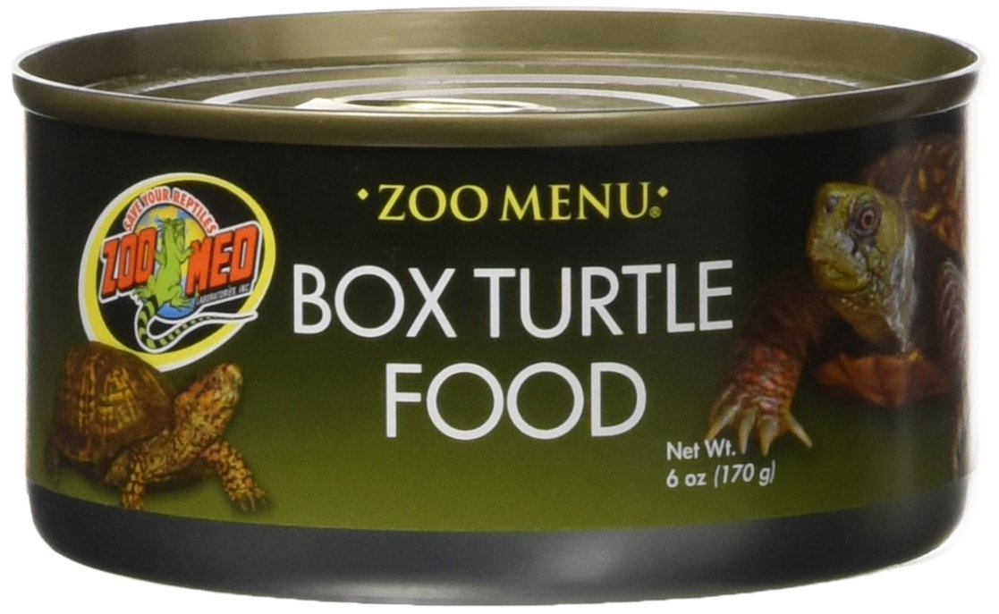 Zoo Med Box Turtle Wet Food, 6-Ounce ZM20