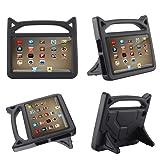 All-New F i r e HD 8 Kids Case, A m a z o n F i r e 8 Tablet Case, Riaour