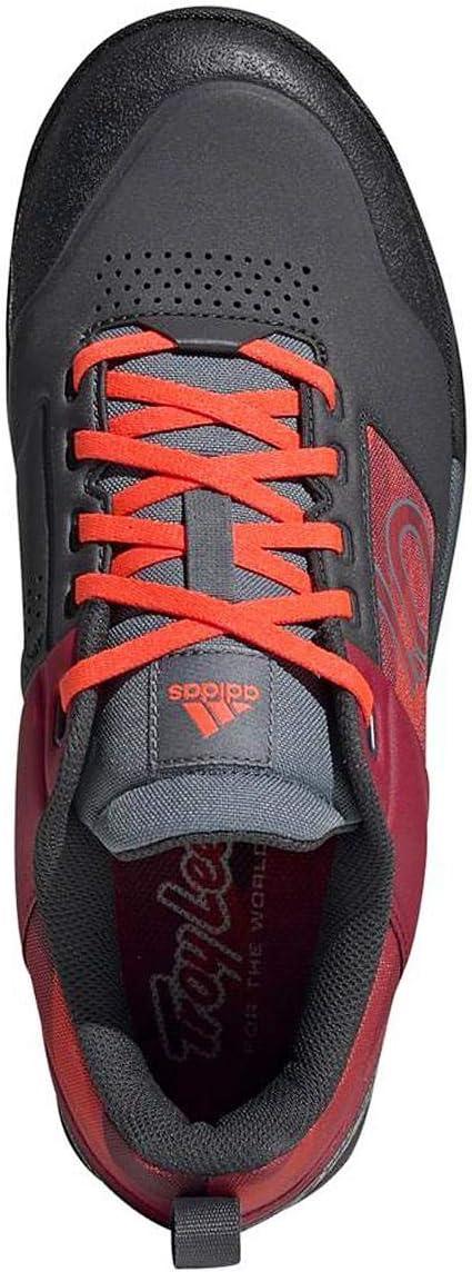Five Ten Impact Pro TLD - Zapatillas de MTB, Color Negro y Rojo ...