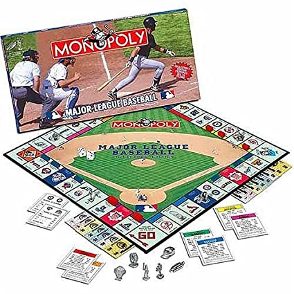 is the mlb a monopoly