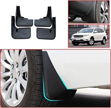 Set Mudguards Mud Flap Flaps Splash Guard Fit For Mitsubishi Outlander 2007~2009