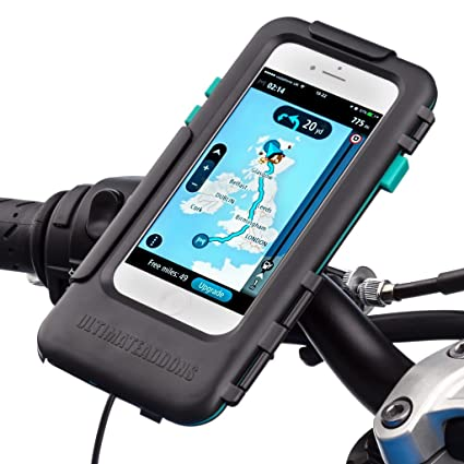 premium selection 80ccb 4f1a1 Amazon.com: Ultimateaddons Quick Release 21-30mm Motorcycle Mount + ...