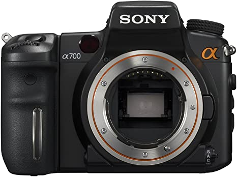 Sony D-A700 - Cámara Réflex Digital 12 MP (Objetivo SAL1680Z ...