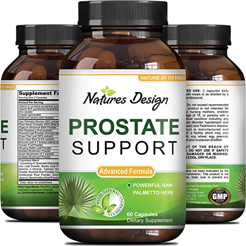 Prostate Support Supplement Palmetto Vitamin product image