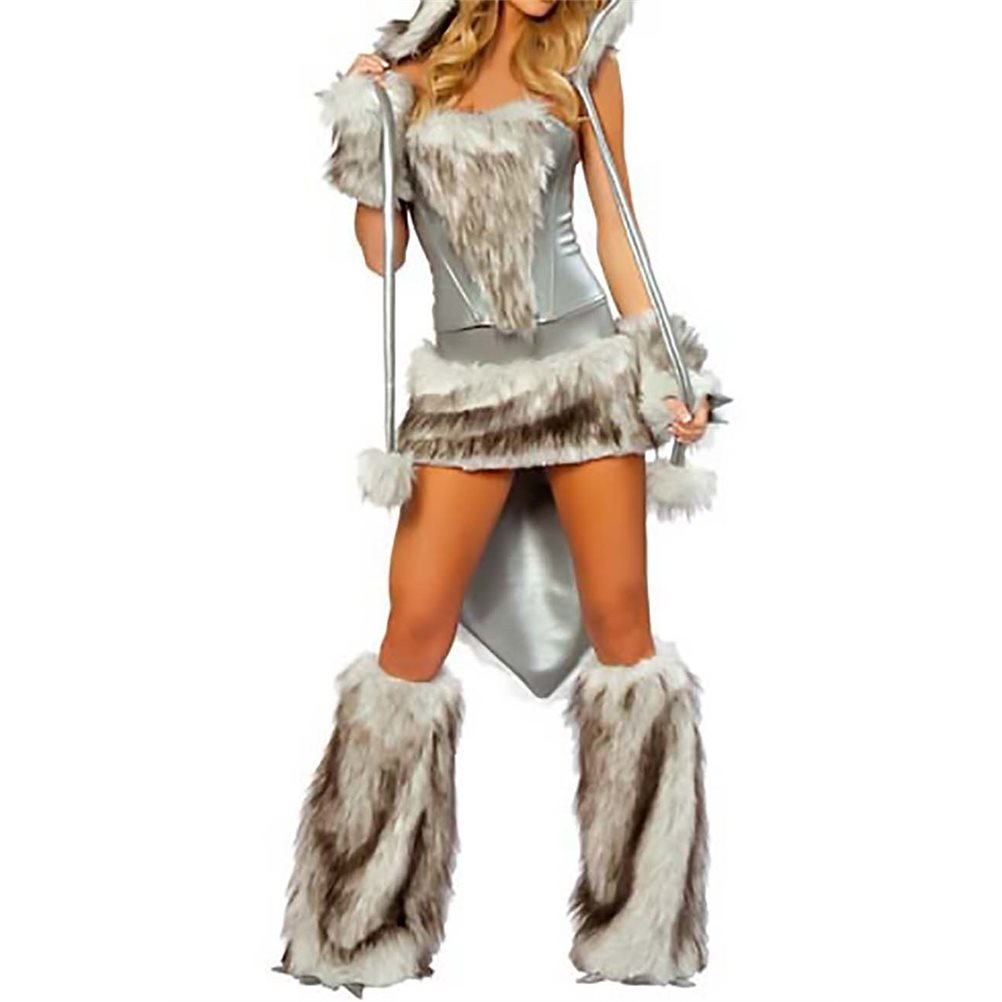 Sexy Waooh 69 - de lobo de disfraz de grupo de Emelia: Amazon.es ...