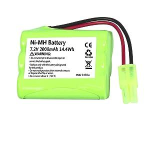 LiBatter Battery for Shark XB2950 V2950 V2950A V2945Z V2945 Floor & Carpet Sweeper Plus Coaster