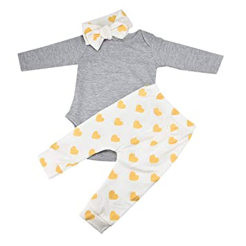 5ef74290c Amazon.com  Hot Sale!!Woaills 0-18M Baby Boys Girls Outfits Clothes ...