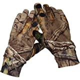 Eamber Camouflage Hunting Gloves Full Finger/Fingerless Gloves Pro Anti-Slip Camo Realtree Glove Archery Accessories…