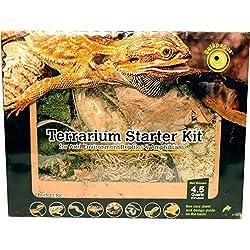 Galapagos Terrarium Deco Starter Kit for Dry Environment