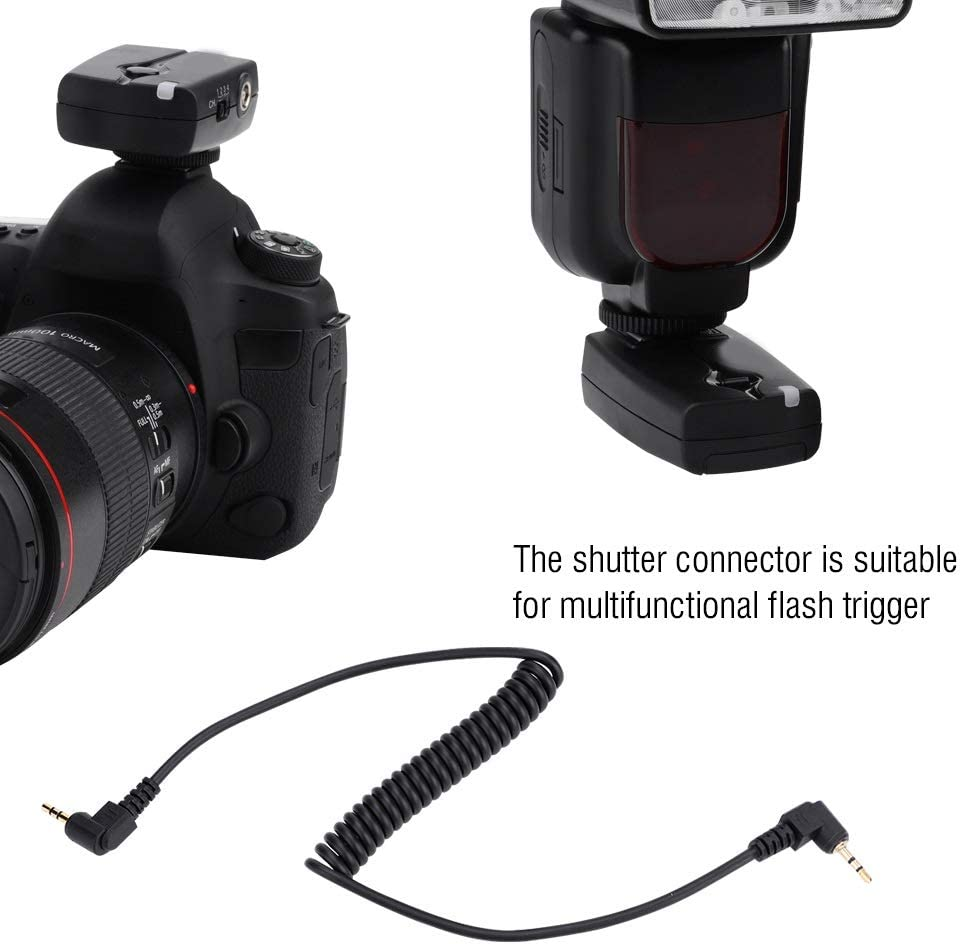 2.5mm C1 Camera Remote Control Shutter Release Connecting Cable