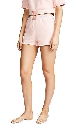14c2643b28a5d Calvin Klein Underwear Women s Monogram PJ Shorts at Amazon Women s  Clothing store