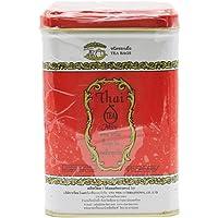 ChaTraMue Original Thai Tea Mix 50 Sachets Packed in Can, 200 g, Original
