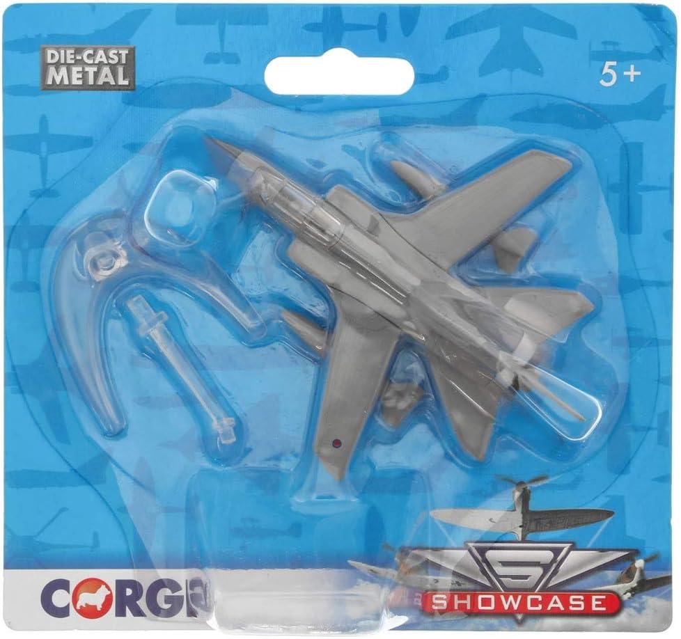 Corgi Showcase Panavia Tornado GR4 Military Aviation Die-Cast Metal Model Fit The Box Scale CS90624