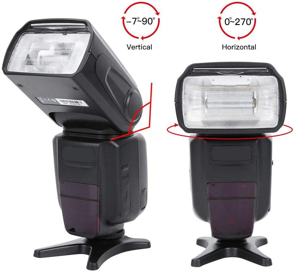 Oumij Wireless Camera Flash G1500 2.4G TTL 1//8000 Wireless Master Slave Flash Speedlite for Sony Camera