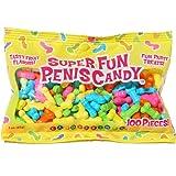 Candy Prints Super Fun Penis Candy (Ea)