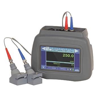 Dynasonics DXNP-AHS-NN Portable Flow Meter, 40 fps, 4 - 20 mA Output