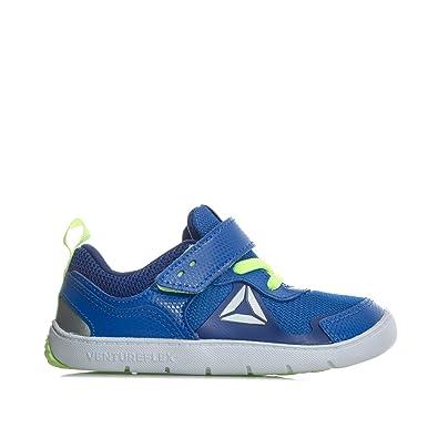 Reebok Crossfit - Reebokventureflex Stride 5.0 - Zapatillas Fitness e Indoor - Vital Blue/Cobalt/Flash: Amazon.es: Zapatos y complementos