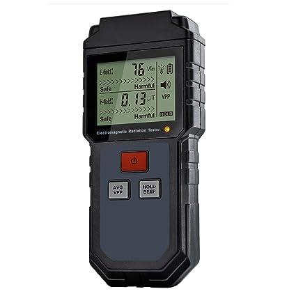 Medidor EMF, medidor de radiación electromagné