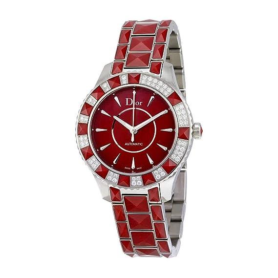 más baratas 40866 b5522 Christian Dior CD144514M001 - Reloj de Pulsera para Mujer ...