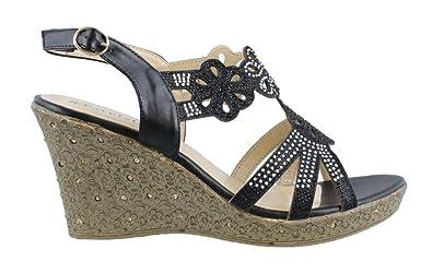 Womens Sandals PATRIZIA Derna Black