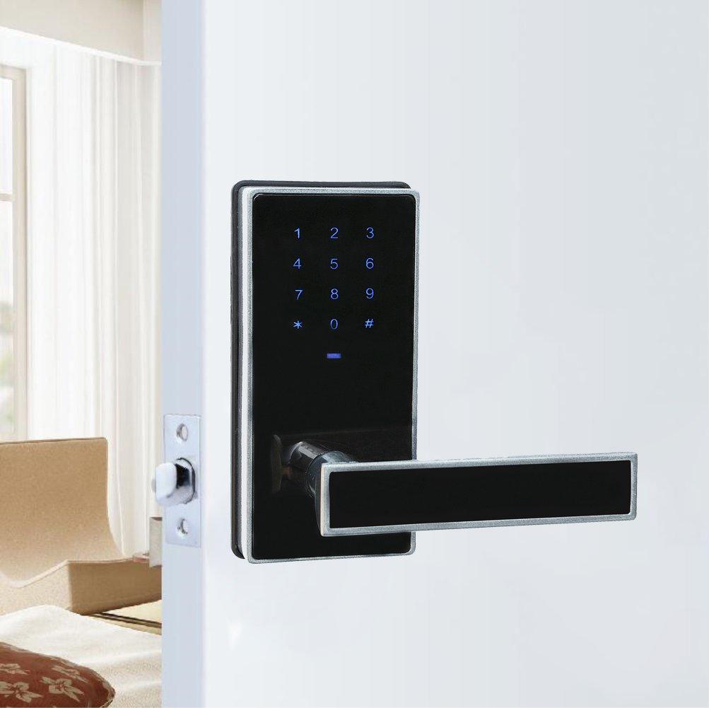 Amazon.com: HARFO HL60 Keyless Touchscreen Keypad Door Lock with ...