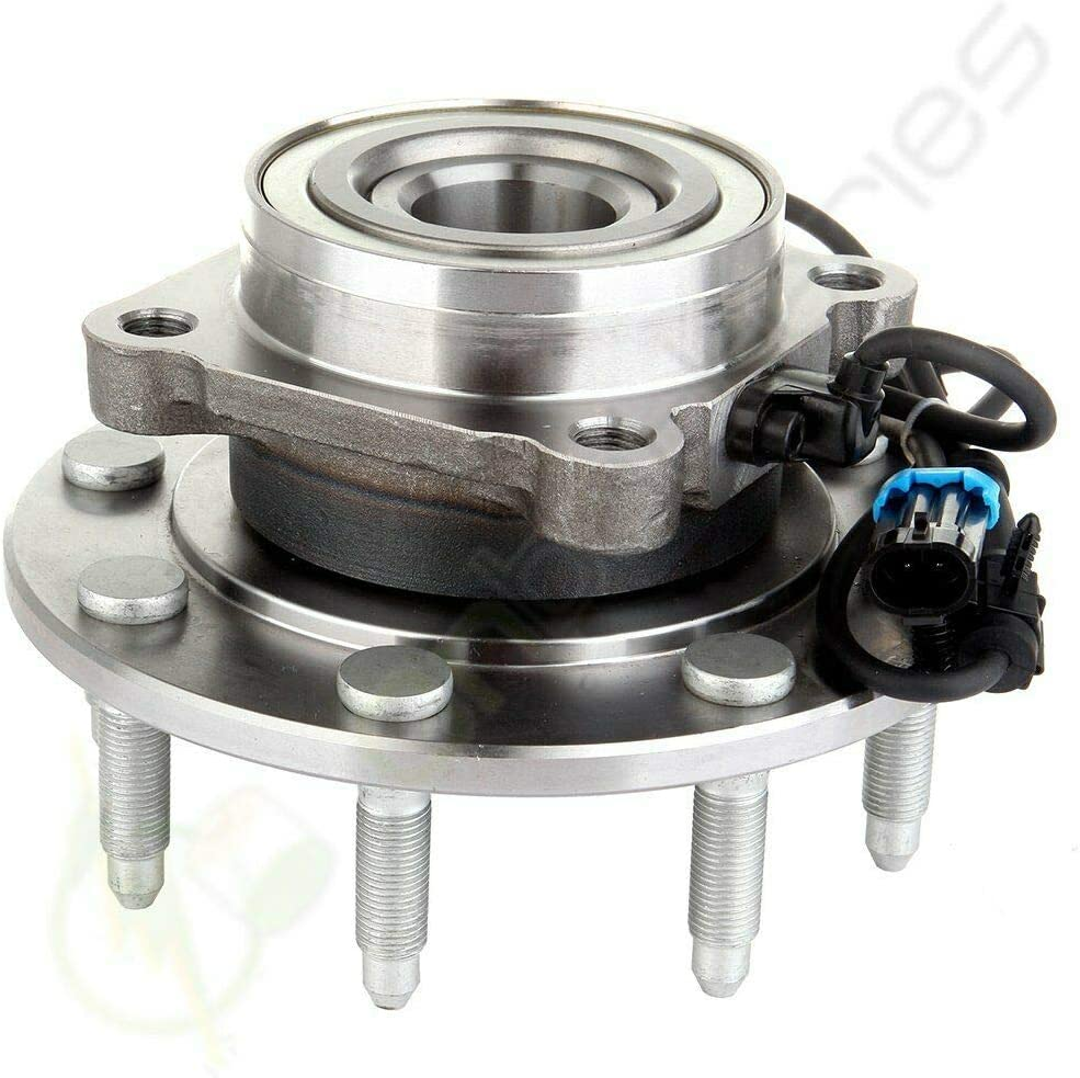 Alxiang 2 Set Front Side Wheel Hub /& Bearing Assembly Compatible with 1999-2006 Silverado Sierra 07 Classic Yukon XL H2 Avalanche Suburban AWD,4WD