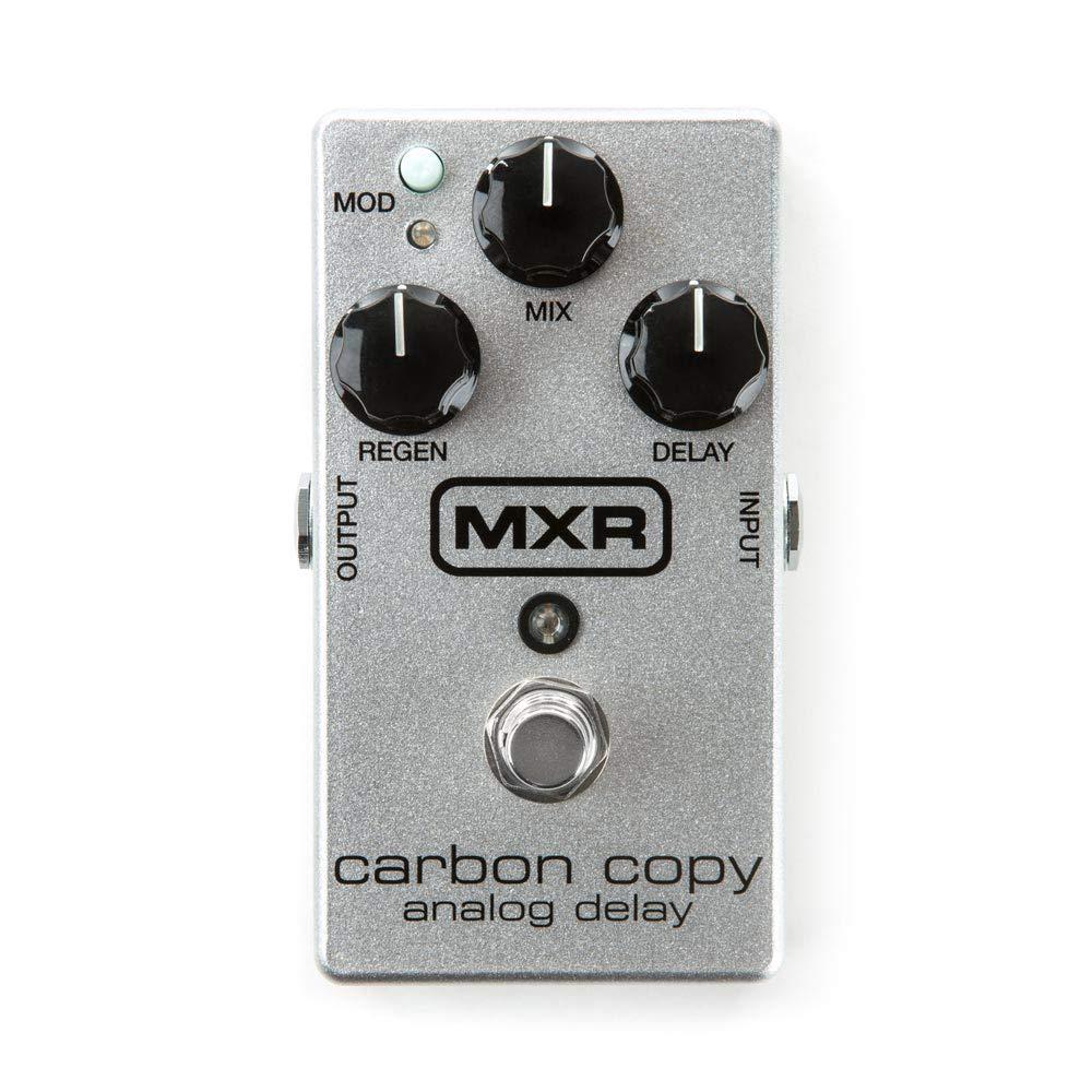 贅沢屋の MXR Edition (エムエックスアール) Anniv. MXR M169A Carbon Copy 10th Anniv. Edition アナログディレイ B07L8T2JSG, 上石津町:53c72172 --- kiddyfox.in