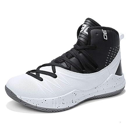 DFEDCLL - Zapatos de Baloncesto para Parejas Ayudar a los ...