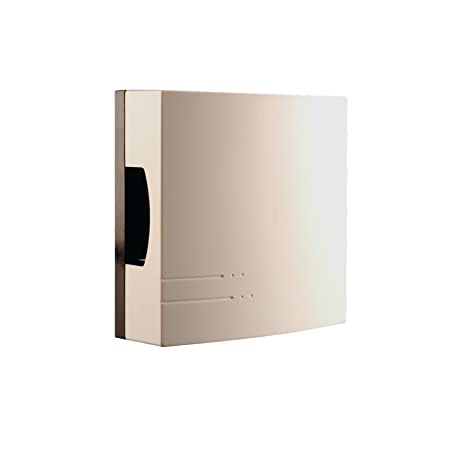 Byron 772 wired door chime - White - Classic sound: Amazon.co.uk ...