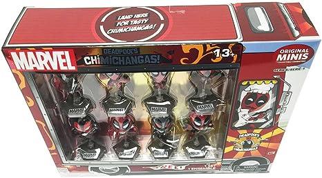 Deadpool Chimichanga Set Figura de colección Standard: Amazon.es: Juguetes y juegos