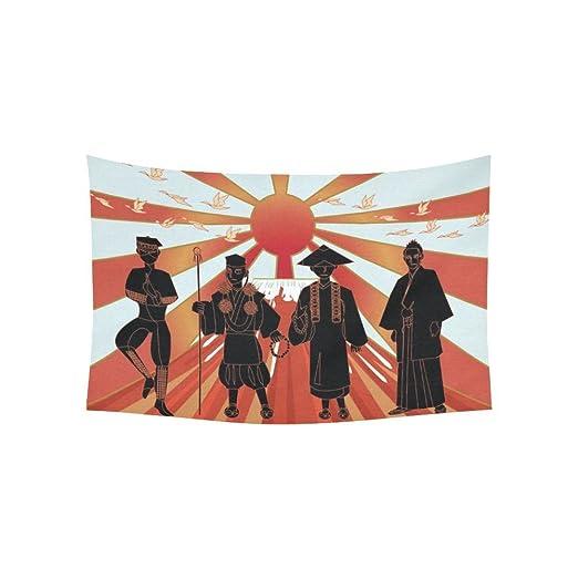 InterestPrint Japón Pared Arte decoración para el hogar ...