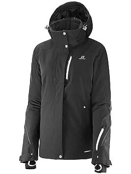 innovatief ontwerp beter uniek ontwerp Salomon - SALOMON - Veste Ski Femme - BRILLANT JACKET W Noir ...