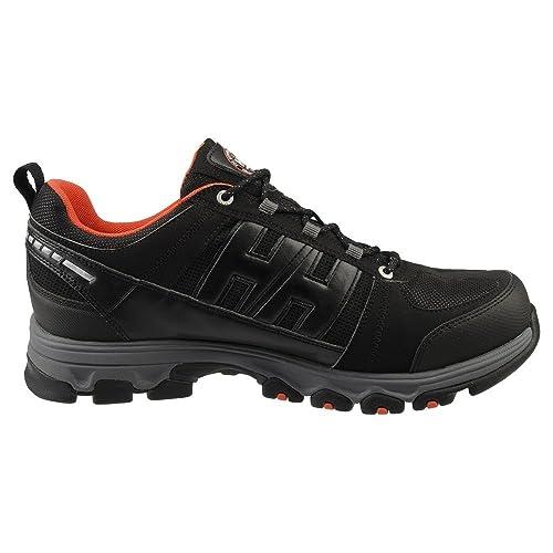 44904319 Helly Hansen 78206 _ 992-39 Trackfinder Women's Hiking Shoes 2HT WW Size 39  Black