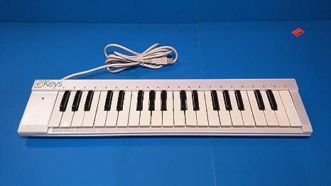 Evolution Ekeys 37-37 Note Mini Keys Midi Controller Keyboard With Usb  Computer Interface