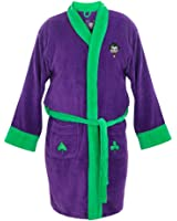 DC Comics Batman Joker Cotton Bathrobe