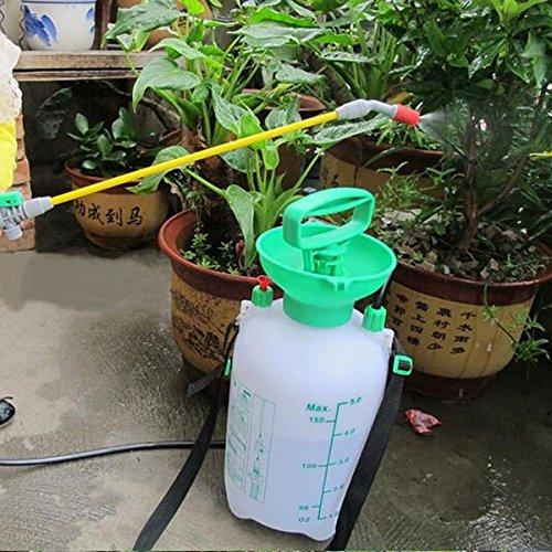 tourwin Presión de la mano de jardinería Regadera Plástico Botella De Pulverización de plantar Herramienta: Amazon.es: Hogar