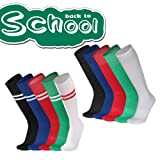 Three street Soccer Socks, Unisex Knee High