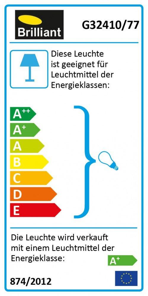 LED 3 Watt Wand Lampe Beleuchtung Beweglicher Spot Strahler Brilliant LEA  G32410/77: Amazon.de: Beleuchtung