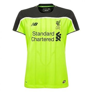 fd05d81b4af 2016-2017 Liverpool Third Ladies Football Shirt  Amazon.co.uk ...
