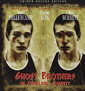 Ghost Brothers Of Darkland County [CD/DVD Combo][Deluxe Edition]