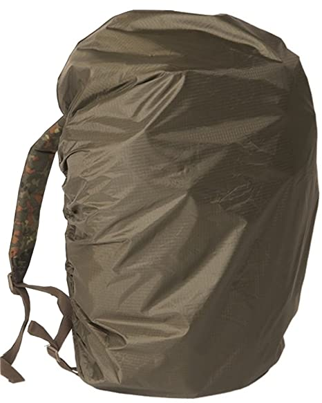 1f822e18f Image Unavailable. Image not available for. Color: Mil-Tec BW Backpack Rain  Cover ...