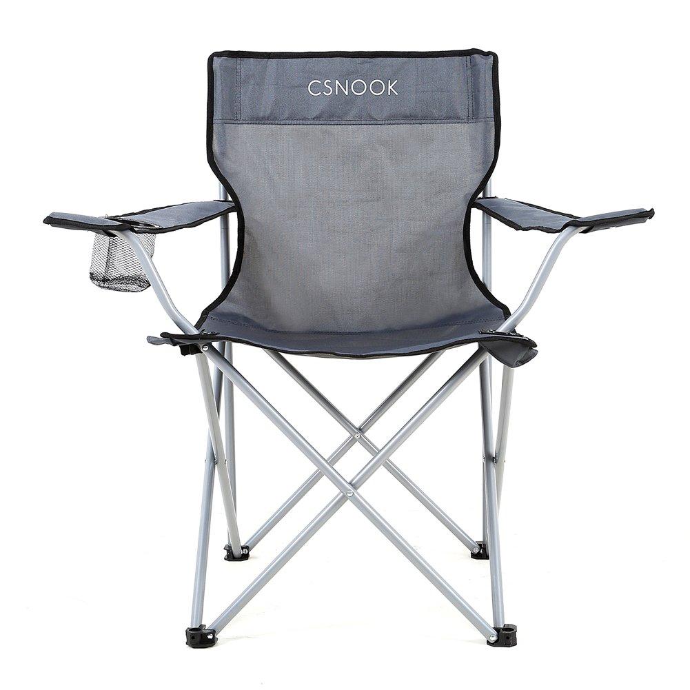 アウトドアChampingパティオQuad Chair、csnook B073GQR6XG