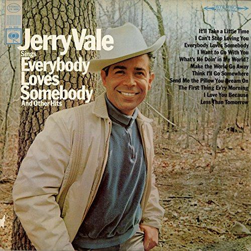 Sings Everybody Loves Somebody...